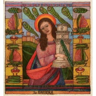 Barbora, svatá